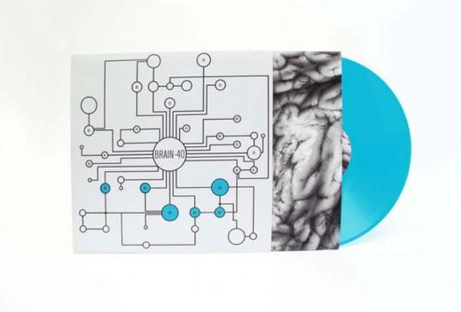 vinyl packaging, Vinyl Packaging: Brain-40 Boxset