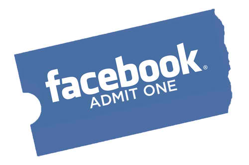 Facebook Tickets