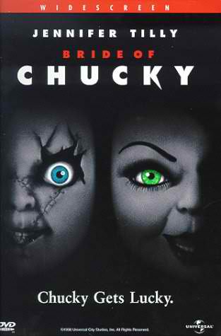 Bride of Chucky DVD artwork