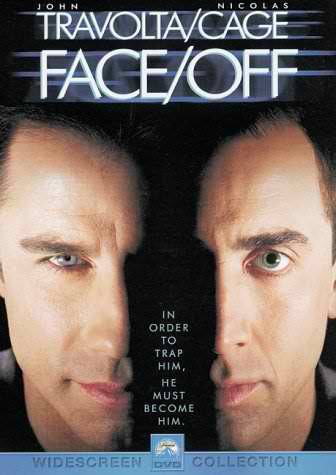 Face Off DVD poster