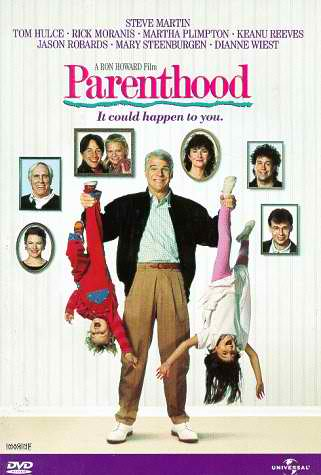 Parenthood DVD artwork