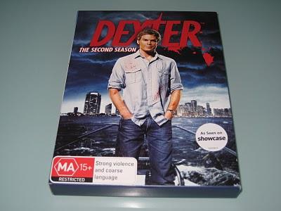 Dexter DVD digipak