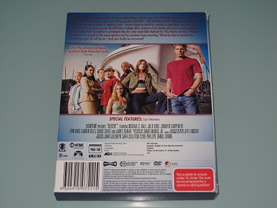 DVD tin case