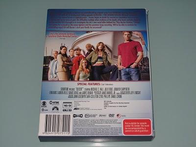 DVD tin case dexter tv series