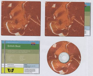 CD/DVD Packaging, CD/DVD Packaging Concepts: MEAT