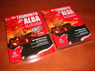 DVD Package: From Dusk Till Dawn Trilogy Alba