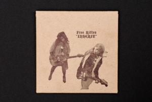 CD Packaging: Free Kitten – Inherit