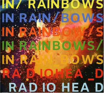 Radiohead CD artwork