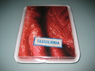 taxidermia DVD case