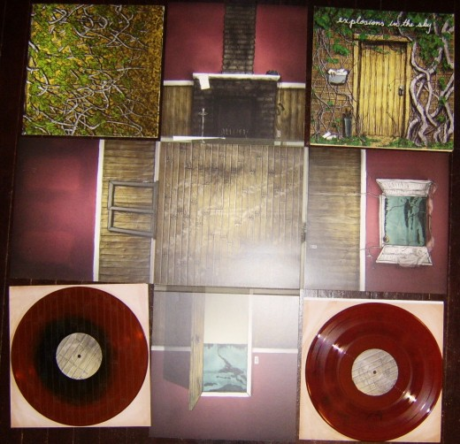 Vinyl packaging, explosions in the sky, vinyl record, Vinyl Packaging: Explosions in the Sky- Take Care, Take Care, Take Care