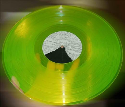 Vinyl packaging, Vinyl Packaging: Sanso Xtro- Fountain Fountain Joyous Mountain
