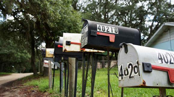 send mail ecuador
