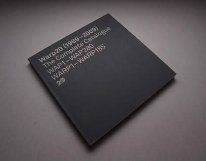 Warp 20 Music in vinyl complete catalogue