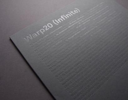 vinyl Packaging: Warp 20 Box Set