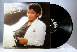 vinyl record Michael Jackson- Thriller