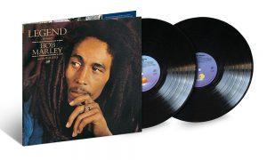 bob marley vinyl record
