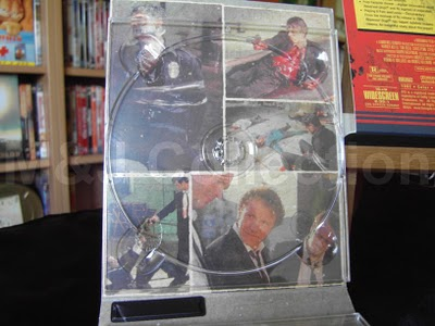 DVD packaging, DVD Packaging of the Week: Reservoir Dogs Gasoline Can Boxset