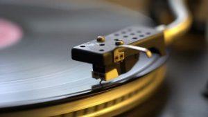 vinyl surface noise