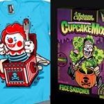 johnny cupcakes halloween tees front