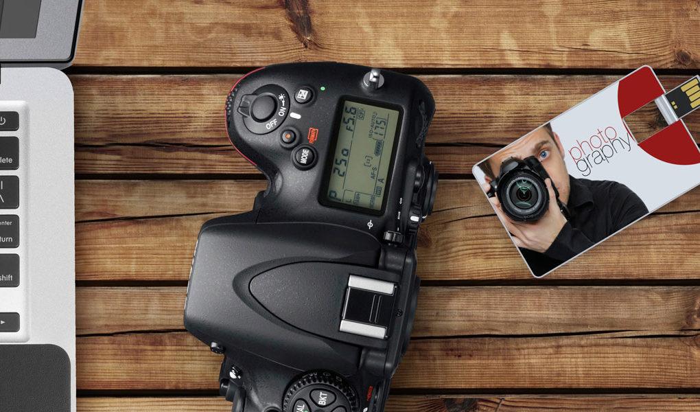 promotional usb photography marketing ideas