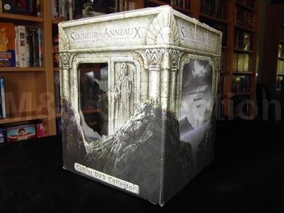 DVD packaging, DVD Packaging: Fellowship of the Ring Gift Set