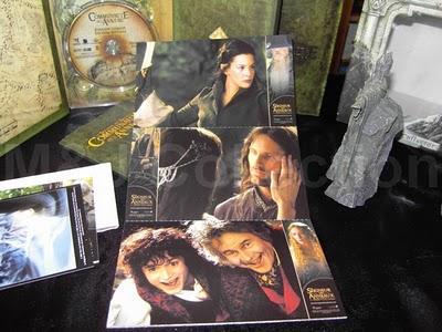 DVD Packaging artwork LOTR poster