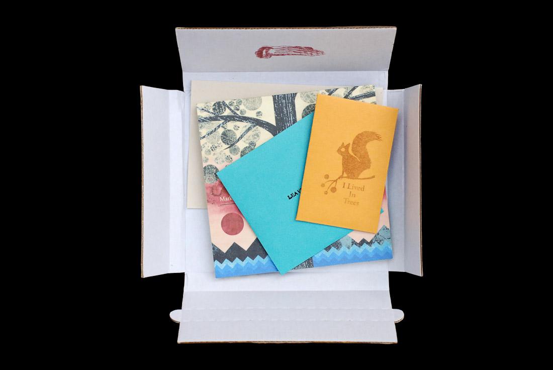 CD Packaging kit design