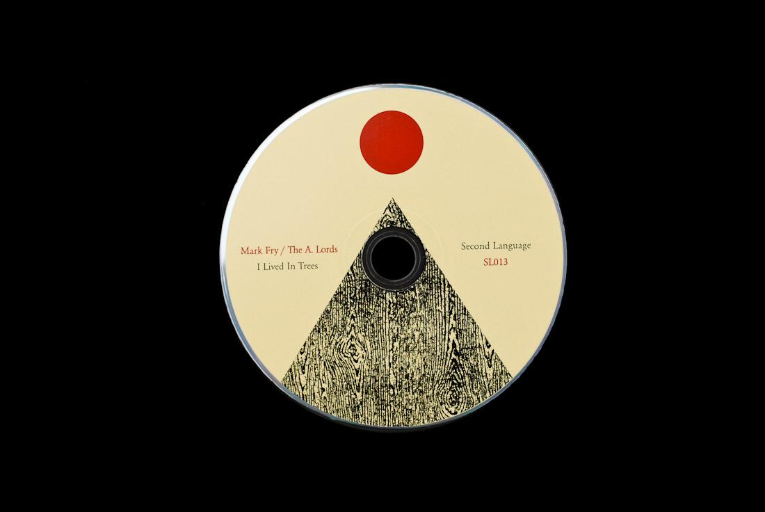 CD Packaging: Mark Fry disc art