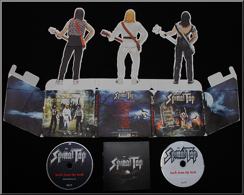 Pop-Up CD Packaging, 8 Eye-Popping Pop-Up CD Packaging & DVD Packaging
