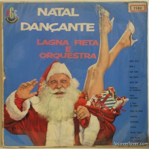 Album Covers Santa Clause