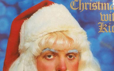 santa album cover