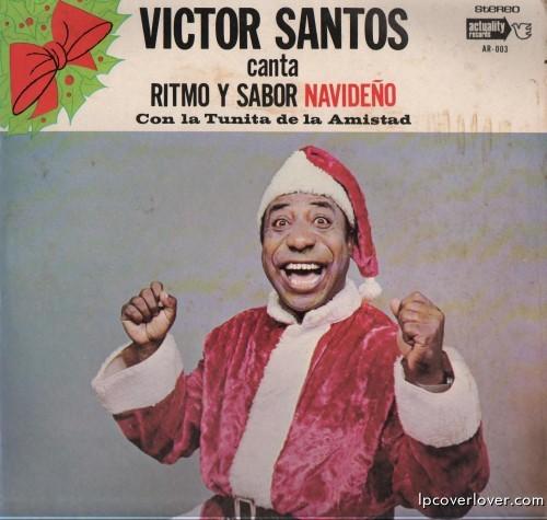 Album Covers Santa Victor Santos
