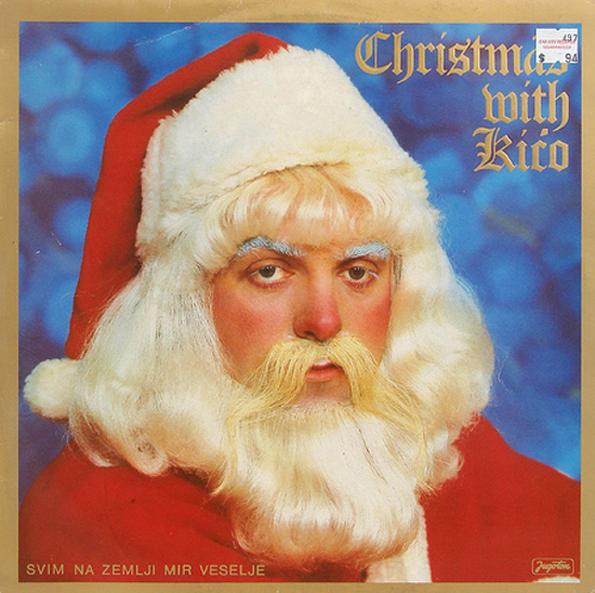 Funny Christmas Album Covers