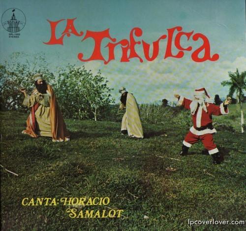 Album Covers La Tifulca santa claus