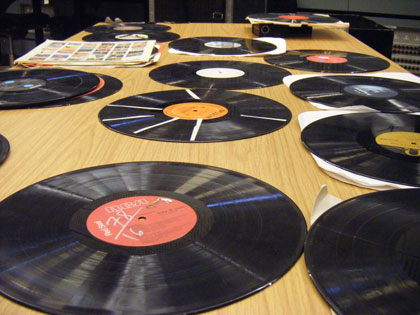 vinyl record pressing tips