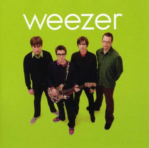, Be Strategic With Your CD Artwork (or How Weezer Uses CD Packaging Effectively)