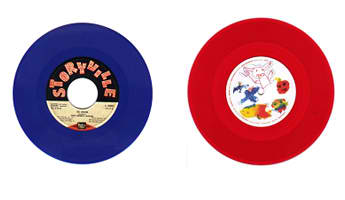 creative vinyl records