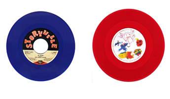 vinyl pressing LP