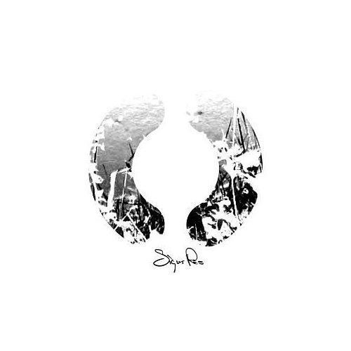 Sigur Ros Minimalist CD artwork