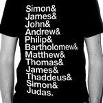Apostles-shirt-design-parody