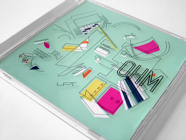 CD Packaging: OHM Electronic Music