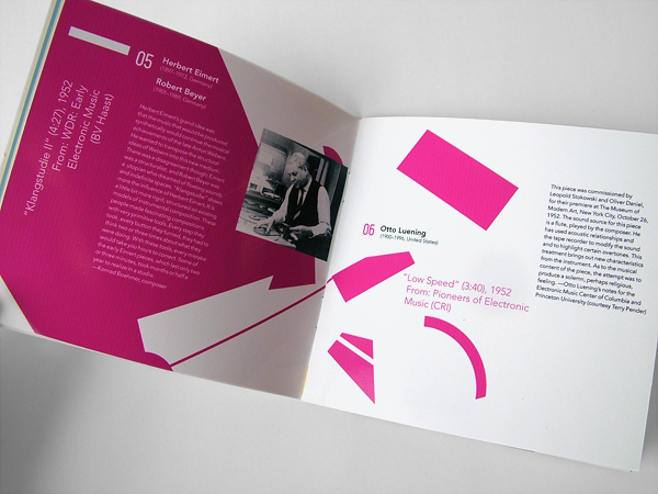 OHM pink booklet