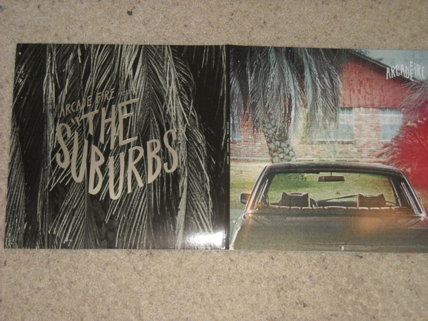 the suburbs arcade fire cd artwork