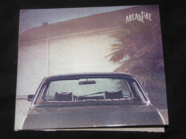 Arcade Fire- Suburbs grammy vinyl