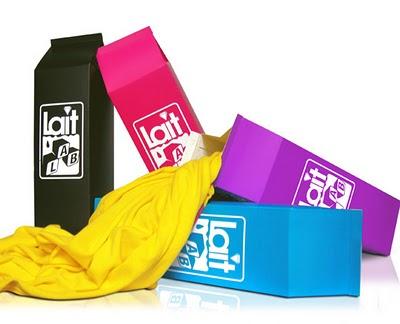 laitlab milk packaging