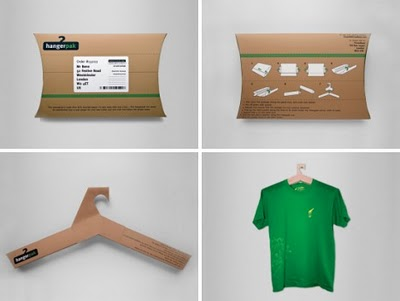 sustainable t-shirt packaging