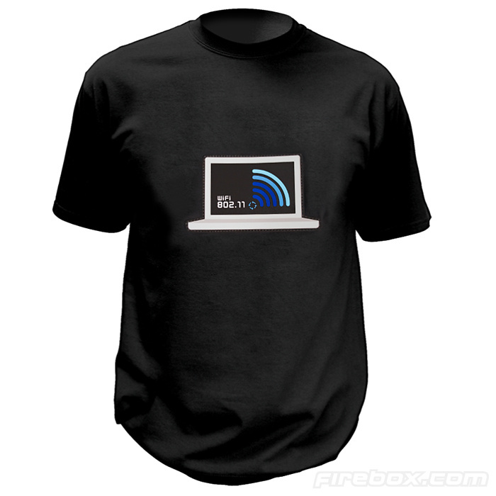 creative wifi t-shirt design