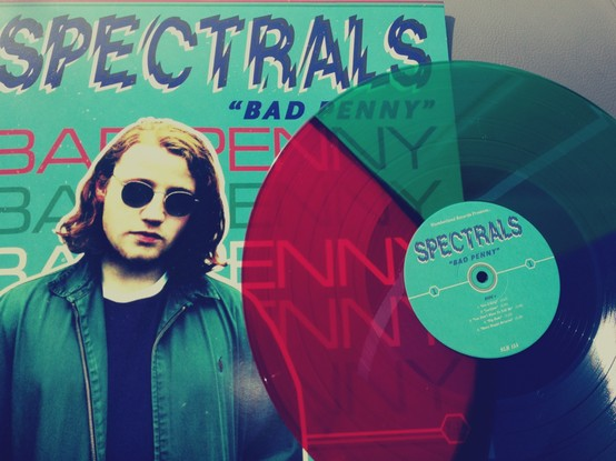 vinyl packaging spectrals