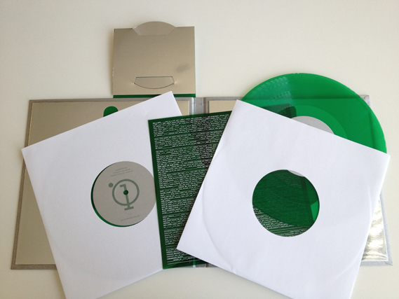 Creative Vinyl Packaging, Creative Vinyl Packaging: Satellites- 01