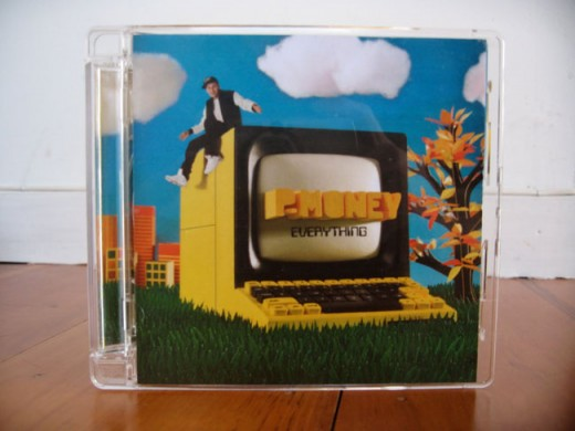 jewel case creative